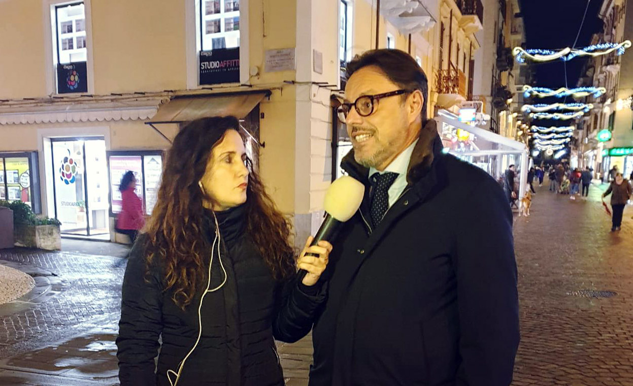 Laghezza Intervista